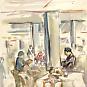 PARIS CAFE, c. 1934
