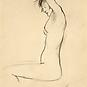 SEATED NUDE II, c. 1925