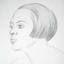 PROFILE PORTRAIT OF A DANCER
