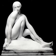 SEATED NUDE, 1920