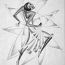 BLACKBIRD #3, c. 1924