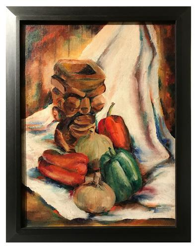 http://images.crsculpture.com/www_crsculpture_com/bannarn_STILL_LIFE_WITH_VEGETABLES_AND_TIKI_6815_frame1.jpg
