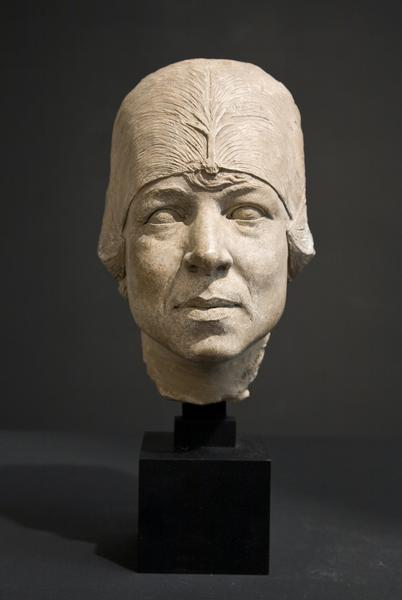 BELLE da COSTA GREENE, 1925 Terra cotta 11 x 7 x 5...