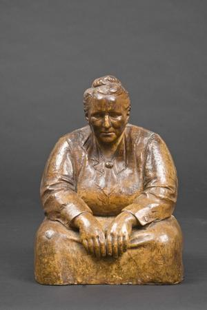 Jo Davidson (American, 1883–1952) GERTRUDE STEIN...