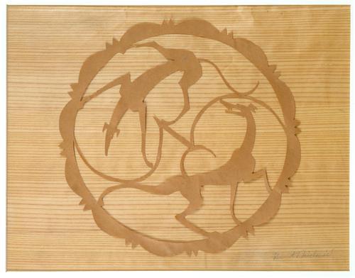 http://images.crsculpture.com/www_crsculpture_com/diederich_PLAYING_HOUNDS_TRIVET_DESIGN1.jpg