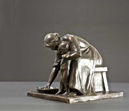 Abastenia St. Leger Eberle (American, 1878-1942) B...