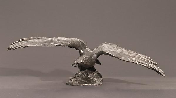 SMALL SPREAD EAGLE, Modeled 1910; cast 1910–...