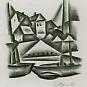 WHARF, GLOUCESTER, 1922