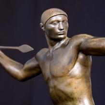 SPEAR THROWER