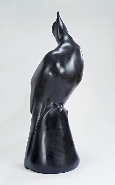 PASSENGER PIGEON Bronze 75 x 27 x 24 inches Editio...