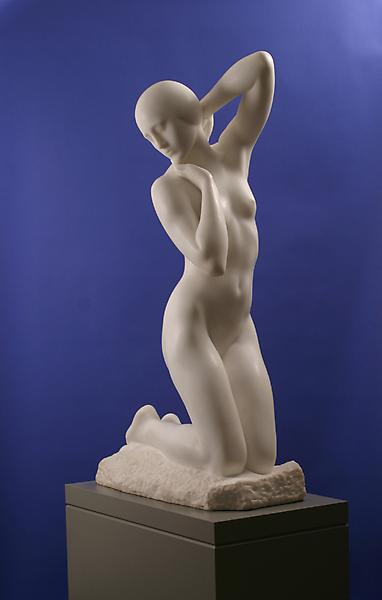 FRAGELINA, c.1923 Marble 50 x13 1/8 x 28 3/8 inche...