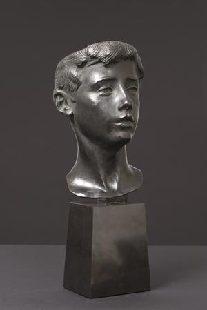 Attilio Piccirilli (American, 1866-1945) HEAD OF A...