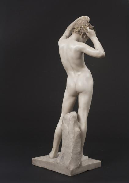 YOUNG FAUN , originally modeled 1898; this version...