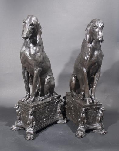 http://images.crsculpture.com/www_crsculpture_com/rumsey_PAIR_OF_SEATED_HOUNDS_6734_b1.jpg