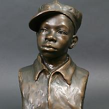 GAMIN, Modeled 1929, cast 1940