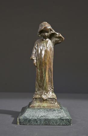Bessie Potter Vonnoh (American, 1872-1955) GOOD NI...