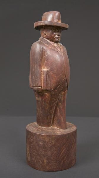 THE MAYOR (also FIORELLO LAGUARDIA), 1937 Walnut 1...